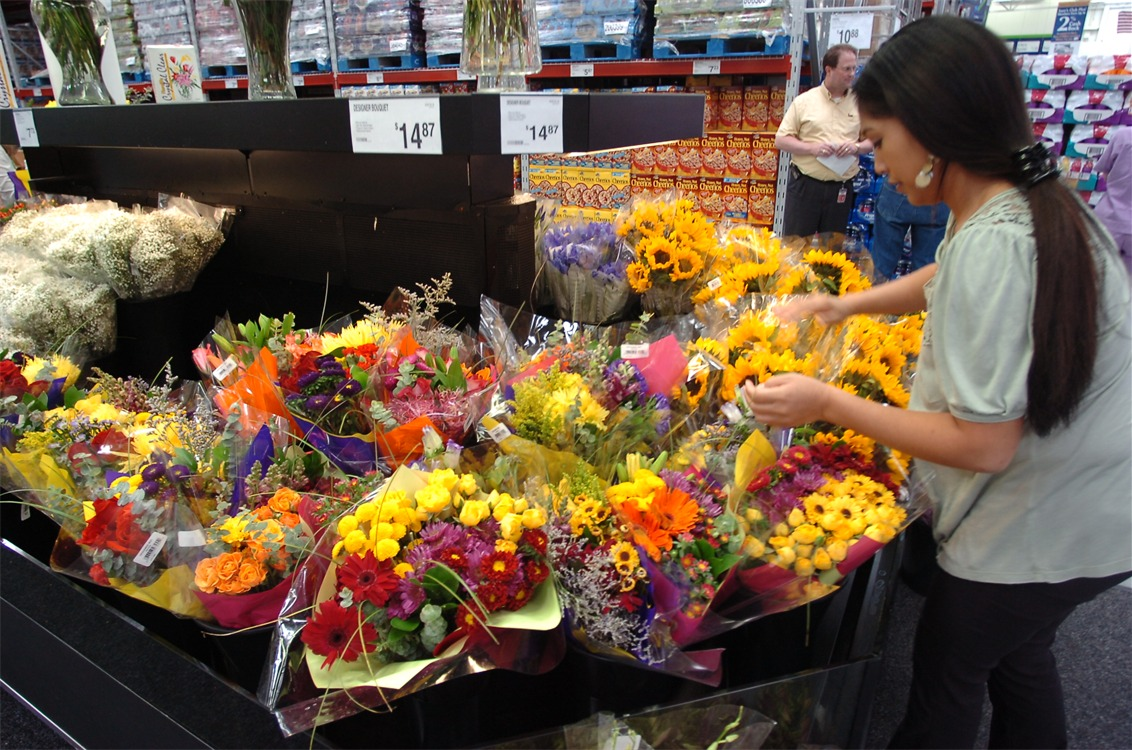Sam S Club Fresh Flowers Image