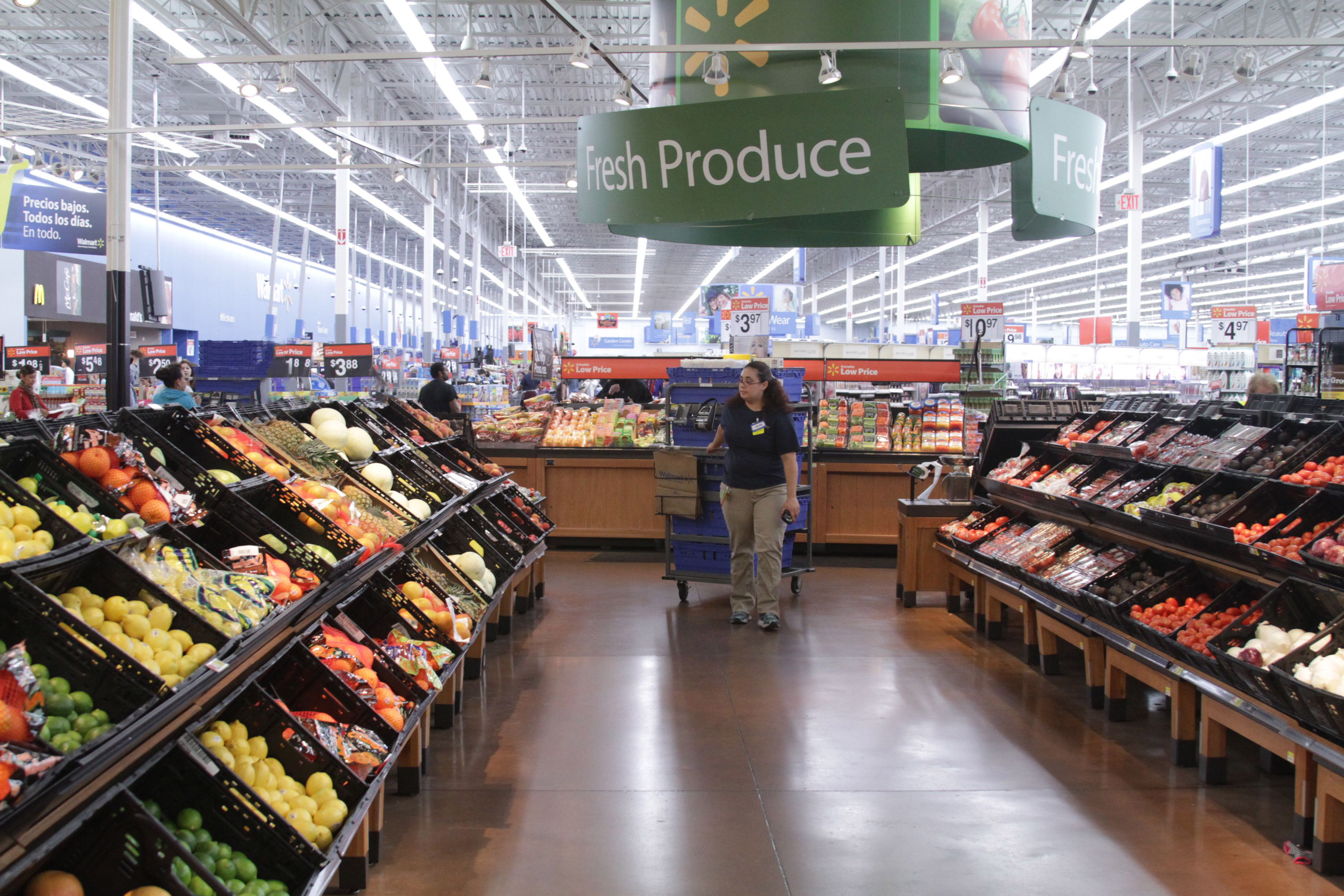 walmart online grocery offers fresh produce and more